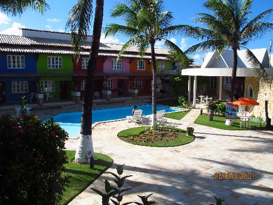 Prodigy Beach Resort Marupiara: estrutura muito boa!