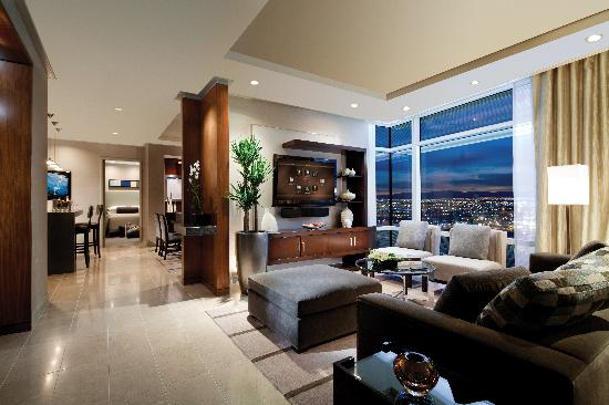 ARIA SKY SUITES Updated 48 Prices Hotel Reviews Las Vegas NV Awesome 3 Bedroom Penthouses In Las Vegas Ideas Collection