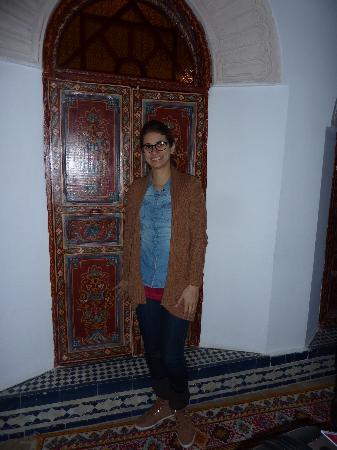Dar Hafsa: le minutieux travail artisanal de la fenêtre dans la chambre