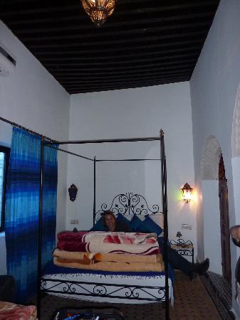 Dar Hafsa : la belle chambre