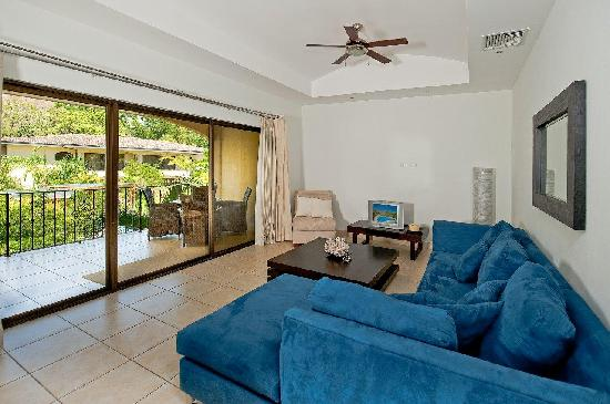 Casa del Sol Resort: Living Room