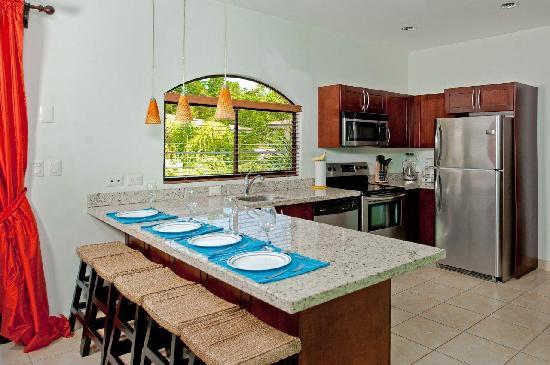 Casa del Sol Resort: Full Kitchen