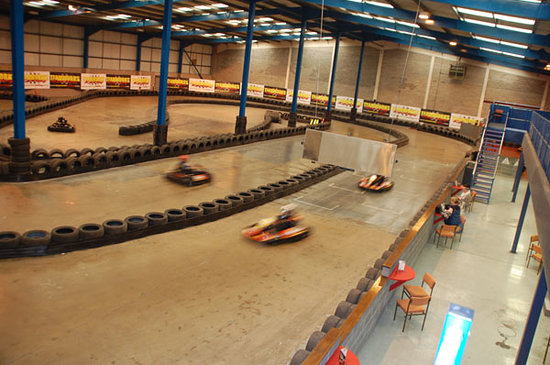 Teamworks Karting Peterborough