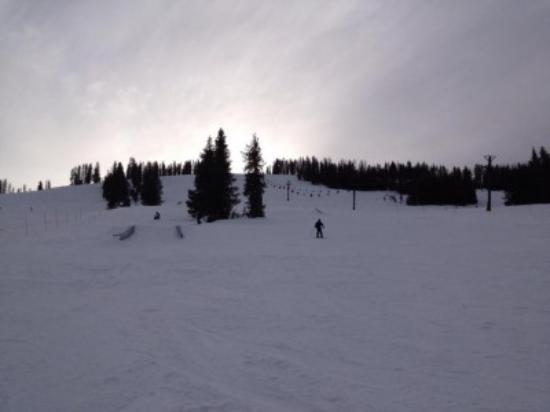 Country Lane RV Resort: Skiing