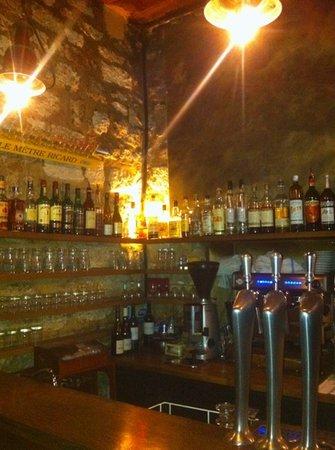 Le Dindon en Laisse : the bar