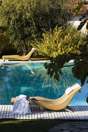 Corte Gondina Boutique Hotel : piscina