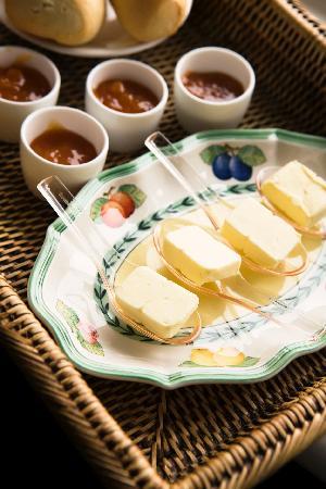 Corte Gondina Boutique Hotel : cheese!