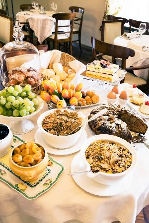 Corte Gondina Boutique Hotel : breakfast