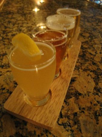 Union Station: Beer Flight