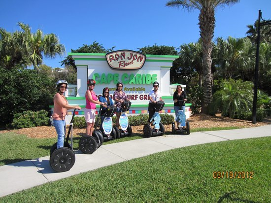‪Space Coast Segway Tours‬