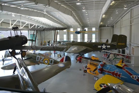 Military Aviation Museum Awesome