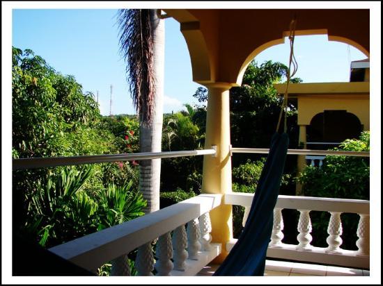 Seastar Inn: Balcony room 3