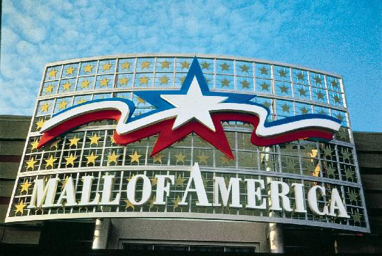Bloomington Mn Home Of Mall Of America Picture Of