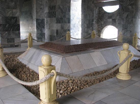 Kwame Nkrumah Memorial Park: KN Memorial - Tomb