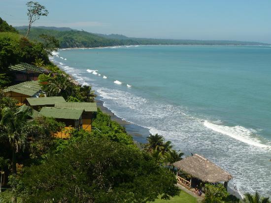El Acantilado Beach Hotel: Vista desde el hotel