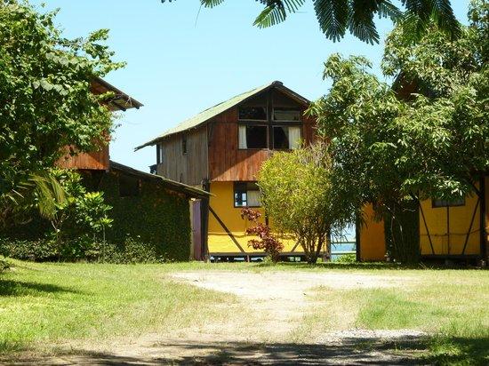 El Acantilado Beach Hotel: Cabañas de 8 personas