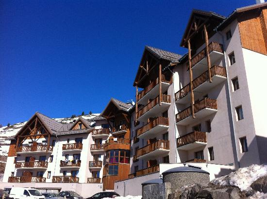 Residence Les Lodges de Pierres: La residence