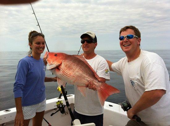 Side Kick Sport Fishing Charters: Bottom Fishing on the Side Kick