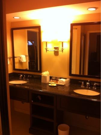 Sheraton Suites Plantation, Ft Lauderdale West: Bathroom