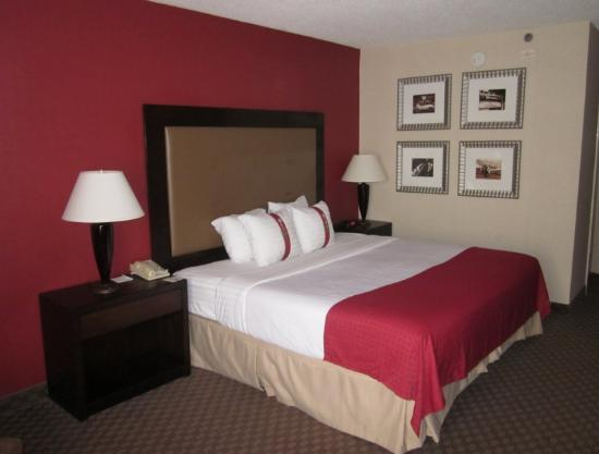Holiday Inn Hotel & Suites Raleigh - Cary: Bed