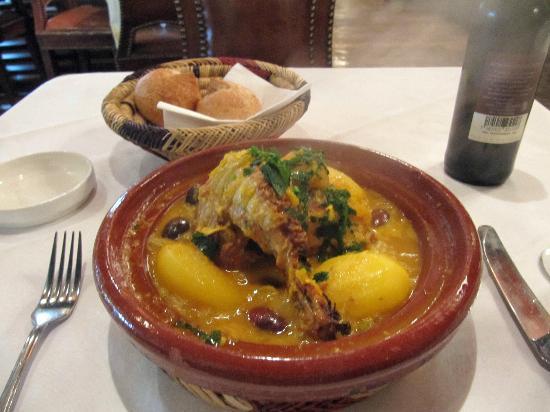 Sidi Maarouf: Lovely Bagawi Tagine