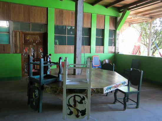Hacienda Merida: Common area