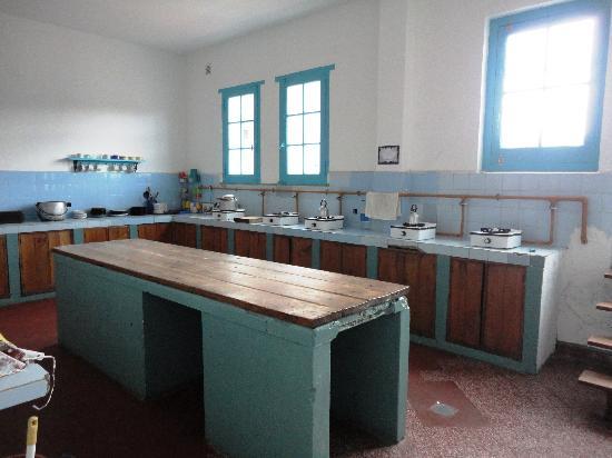 Hostel Pinamar: Cocina