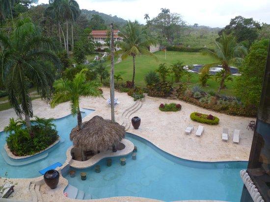 The Palace at Playa Grande: The pool