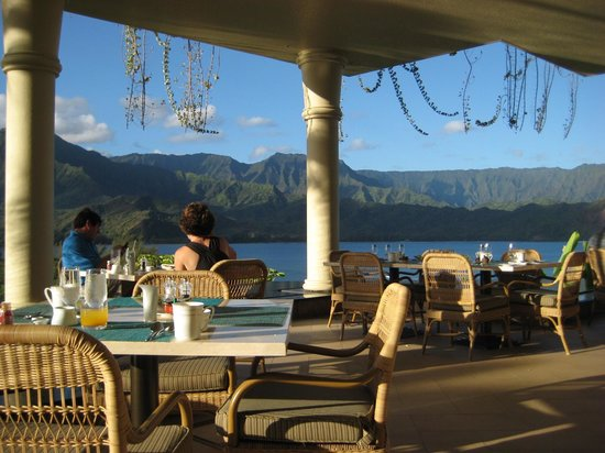 St. Regis Princeville Resort: Breakfast at St. Regis