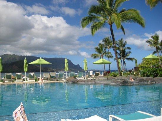 St. Regis Princeville Resort: St regis Pool