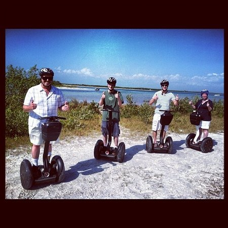 Remi's Segway Tours : we went