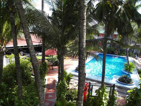 Decameron San Luis: one of three pools
