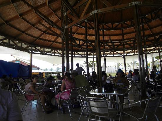 Cooperativa de Pescadores: fish restaurant--just ok food--nice views