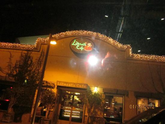 Literati Cafe: Greatest Breakfast, Lunch and Dinner Place in Los Angeles, CA