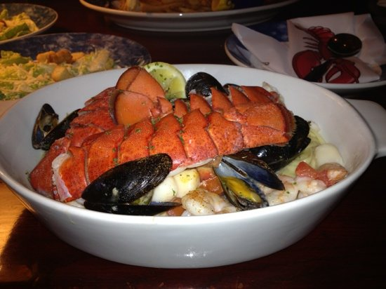 Hialeah, Floryda: delicioso red lobster!