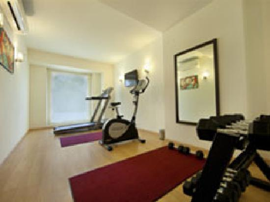 Red Fox Hotel East Delhi: Fitness Center
