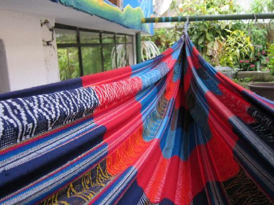 Hostal Timara: Hammack / hamaca