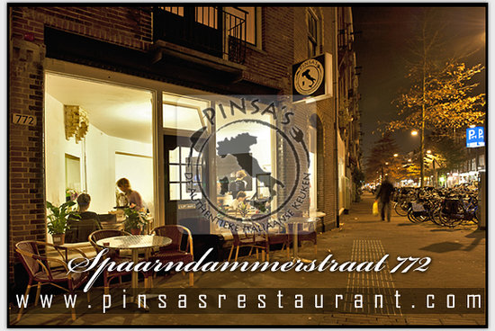 Pinsa's Restaurant