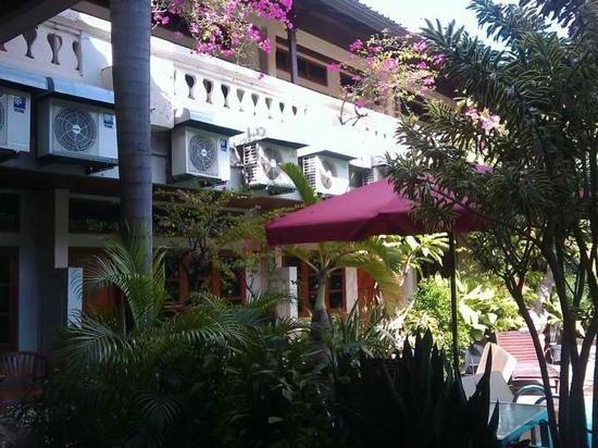 Rosani Hotel: 2nd storey