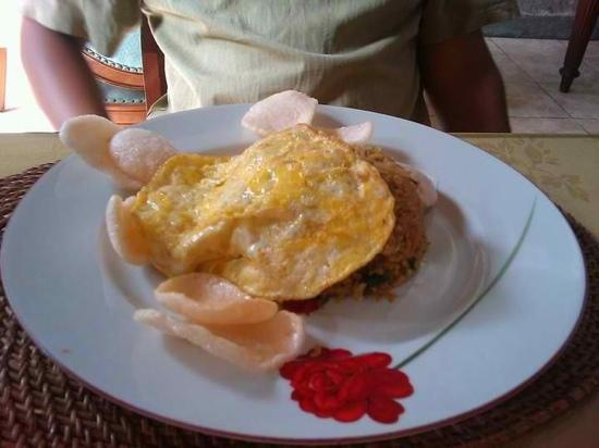 Rosani Hotel: Breakfast