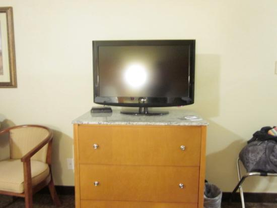 Best Western Plus Abercorn Inn: Flat Screen TV