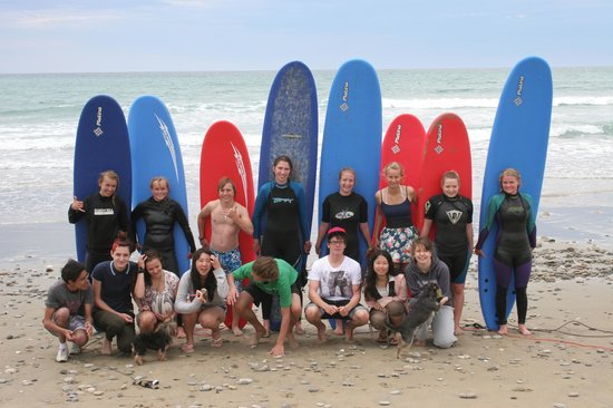 Hawkes Bay Surf School