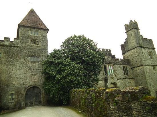 Lismore Castle Gardens & Gallery: The castle