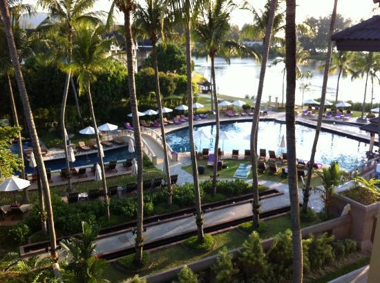 Angsana Laguna Phuket : View from room