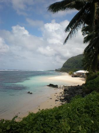 Lefaga Beach: S