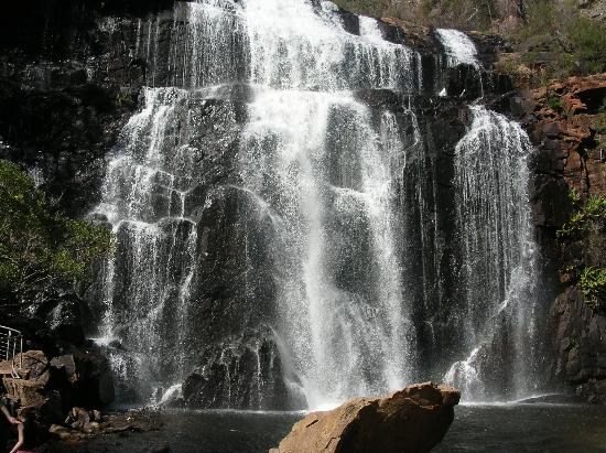 Grampians Getaway Resort: Mckenzie Falls