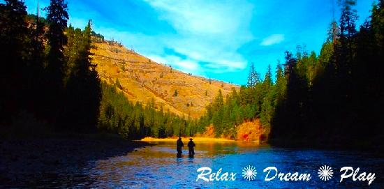 Winding Waters River Expeditions & Day Tours: Guided fly fishing on the Grande Ronde and Wallowa Rivers