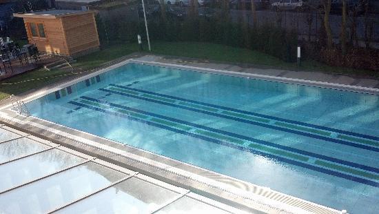 Aspria Hamburg Uhlenhorst: Pool