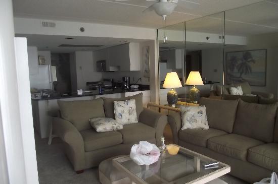 Princess Royale Resort: BIG 2 BEDROOM CONDO