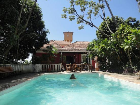 Casa MangoMango: Pool